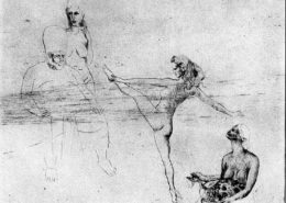 Salome (1905), Pablo Picasso